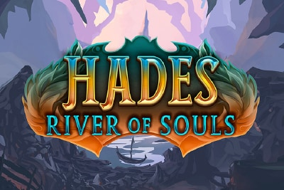 Hades River of Souls Mobile Slot Logo