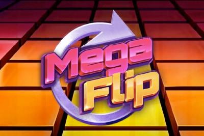 Mega Flip Mobile Slot Logo
