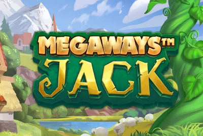 Megaways Jack Mobile Slot Logo