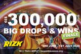 Rizk Casino Real Cash Drops & Wins This Month