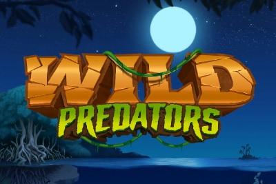 Wild Predators Mobile Slot Logo