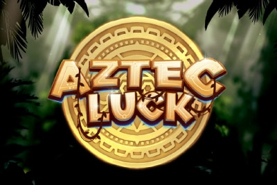 Aztec Luck Slot Mobile Slot Logo