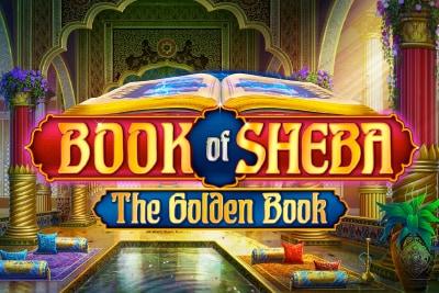 Book of Sheba Mobile Slot Logo