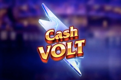Cash Volt Mobile Slot Logo