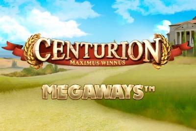 Centurion Megaways Mobile Slot Logo
