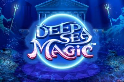Deep Sea Magic Mobile Slot Logo
