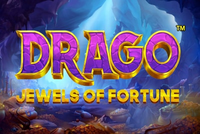Drago Jewels of Fortune Mobile Slot Logo