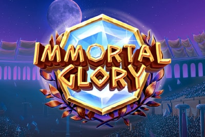 Immortal Glory Mobile Slot Logo