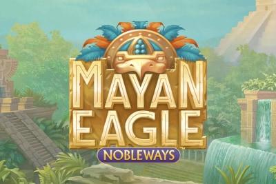Mayan Eagle Mobile Slot Logo