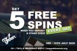 Get Your Mr Green Casino Free Spins