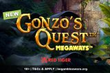 New Gonzo's Quest Megaways Mobile Slot Coming Soon
