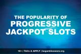 The Popularity Of Big Jackpot Slots