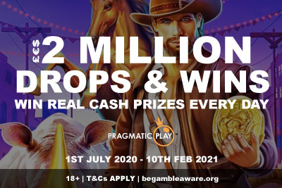 Win Real Money In The Pragmatic Play Casino Slots Tournament