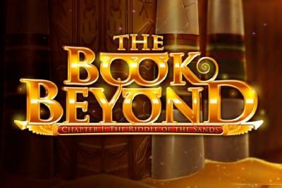 The Book Beyond Mobile Slot Logo