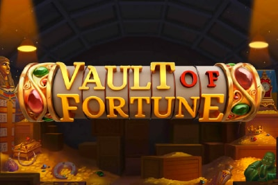 Vault of Fortune Slot Logo