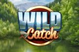 Wild Catch Mobile Slot Logo