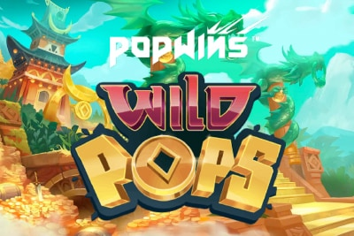 Wildpops Mobile Slot Logo