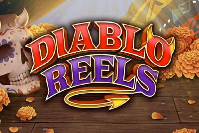 Diablo Reels Mobile Slot Logo