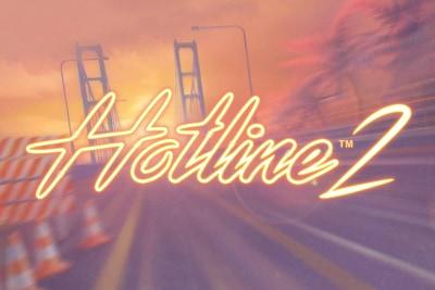 Hotline 2 Mobile Slot Logo