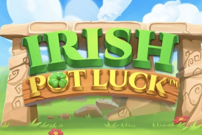 Irish Pot Luck Mobile Slot Logo