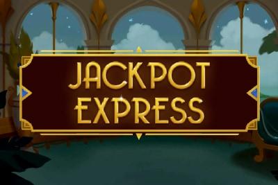 Jackpot Express Mobile Slot Logo