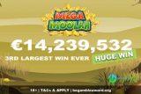 Huge Mega Moolah Jackpot Win In Sweden