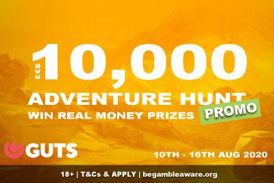 Pragmatic Play 10K Adventure Hunt Casino Promo