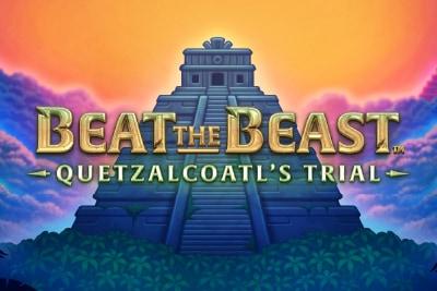 Quetzacoatls Trial Slot Logo