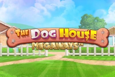 The Dog House Megaways Mobile Slot Logo