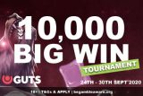 Enter The GUTS Casino Big Win Ladder Tournament