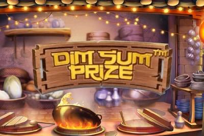 Dim Sum Prize Mobile Slot Logo