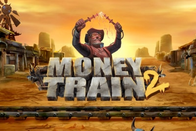 Money Train 2 Mobile Slot Logo