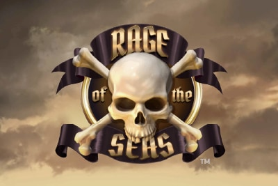 NetEnt Rage of the Seas Mobile Slot Logo