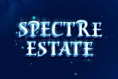 Spectre Estate Mobile Slot Logo