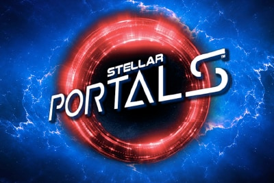 Stellar Portals Mobile Slot Logo