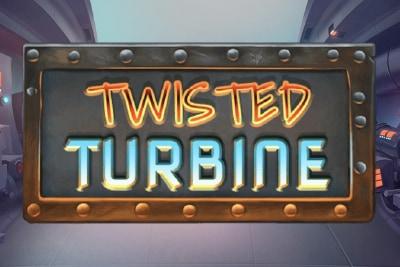 Twisted Turbine Mobile Slot Logo