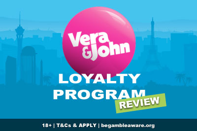 Vera&John Casino Loyalty Program Review