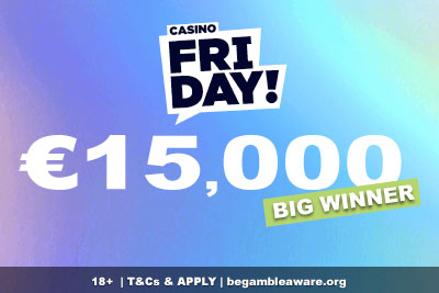 New Casino Friday Casino Big Win