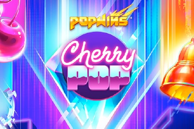 CherryPop Mobile Slot Logo