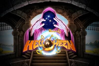 Helloween Mobile Slot Logo