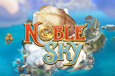 Noble Sky Mobile Slot Logo