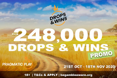 Win Real Cash In The Pragmatic Play Drops & Wins Promotion