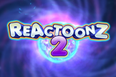 Reactoonz 2 Mobile Slot Logo