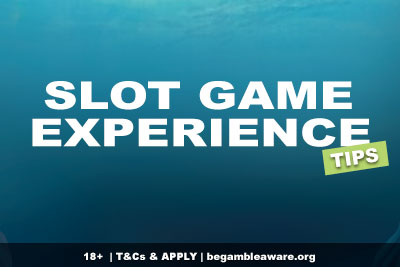 Slot Game Experience Tips & Tactics