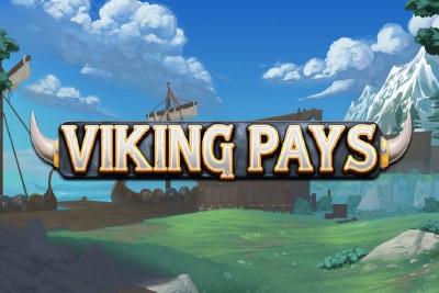 Viking Pays Mobile Slot Logo