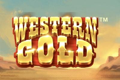 Western Gold Mobile Slot Logo