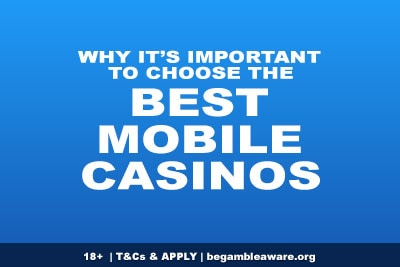 Why Pick The Best Mobile Casinos To Play Slots