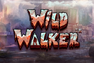 Wild Walker Mobile Slot Logo