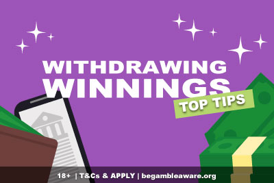 Withdrawing Slot Winnings Tips