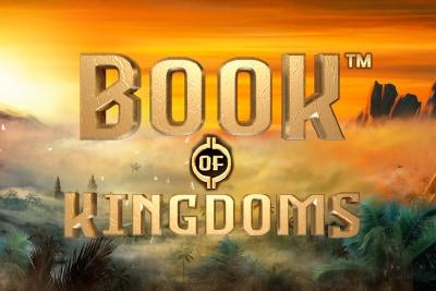 Book of Kingdoms Mobile Slot Logo